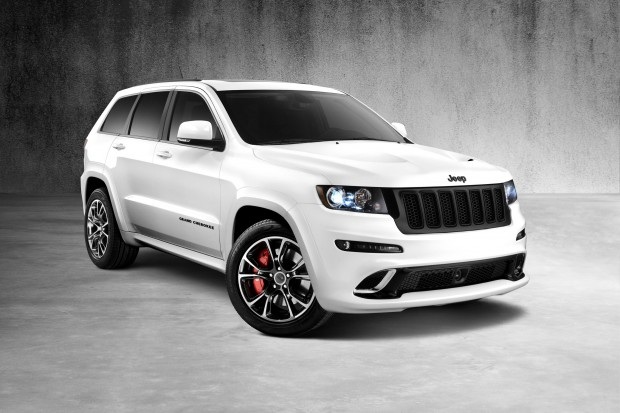 2013 Jeep Grand Cherokee SRT8 Alpine Edition