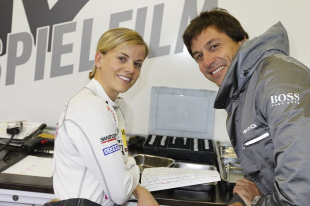 Susie and Otto Wolff
