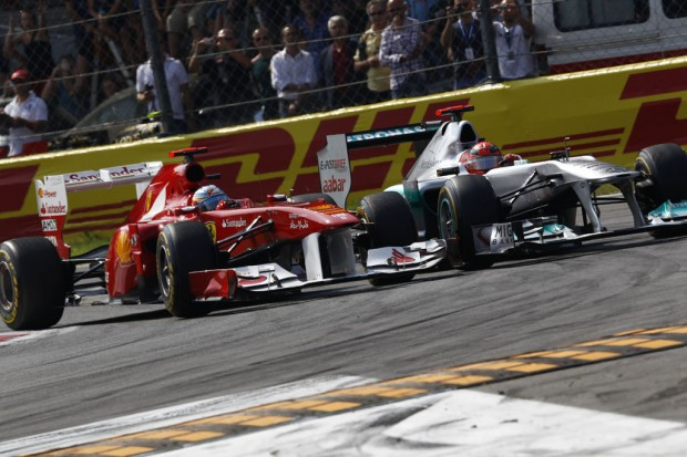 FORMULA 1/ GRAN PREMIO SANTANDER D&#039;ITALIA 2011