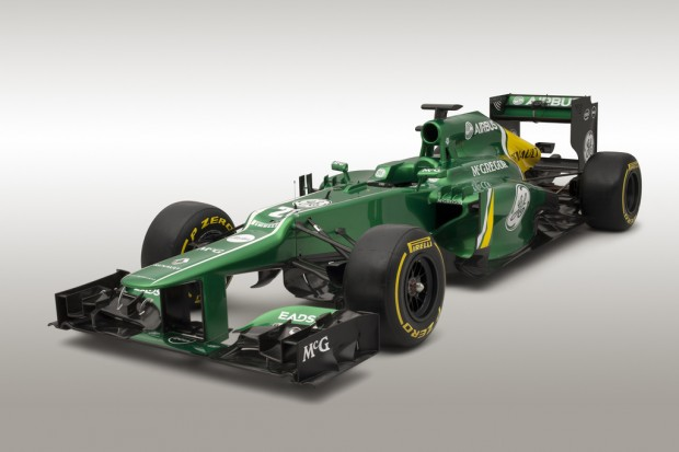caterham 2013