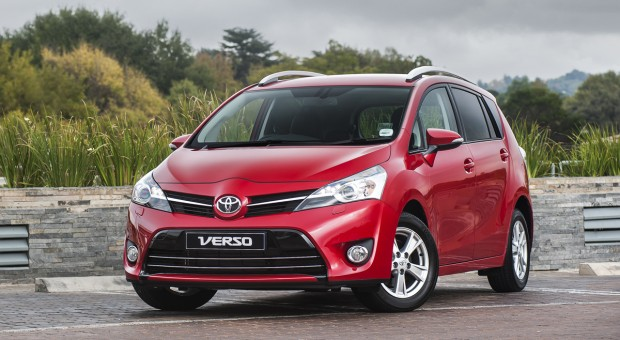 Toyota Verso Main