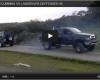 Land Rover vs. Dodge Ram Cummins tug of war