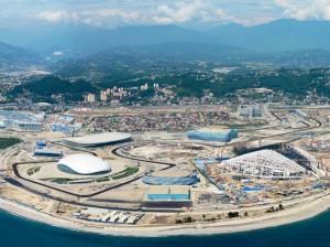Sochi F1 circuit