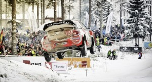 FIA WORLD RALLY CHAMPIONSHIP 2016 - WRC SWEDEN