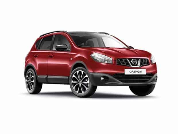 Nissan Qashqai Limited Edition