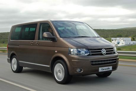 Volkswagen Kombi VW Caravelle