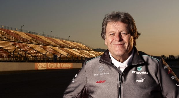 BILDANGEBOT: Norbert Haug feiert am Samstag (24.11.2012) seinen 60. Geburtstag