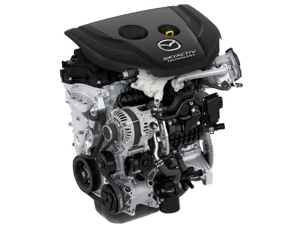 SkyActiv-D 1.5 for Mazda2
