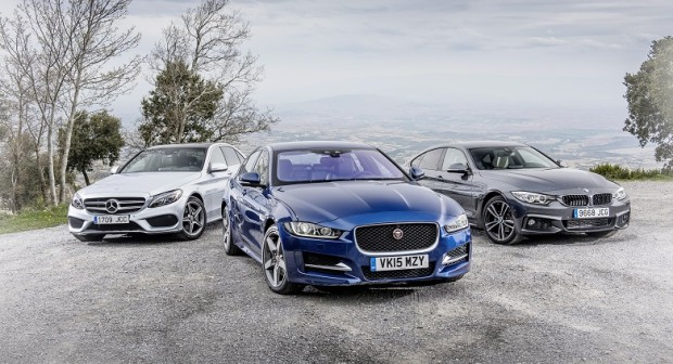 Jag XE giant test (8)