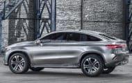 Merc Concept Coupe SUV