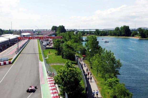 Canada - Circuit Gilles Villeneuve