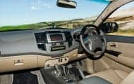 Chevrolet Trailblazer vs Toyota Fortuner